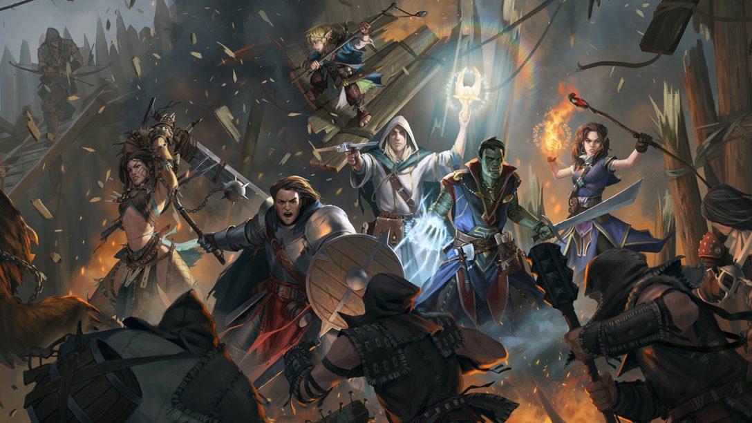 Das Rollenspiel Pathfinder: Kingmaker – Definitive Edition erscheint morgen für PS4