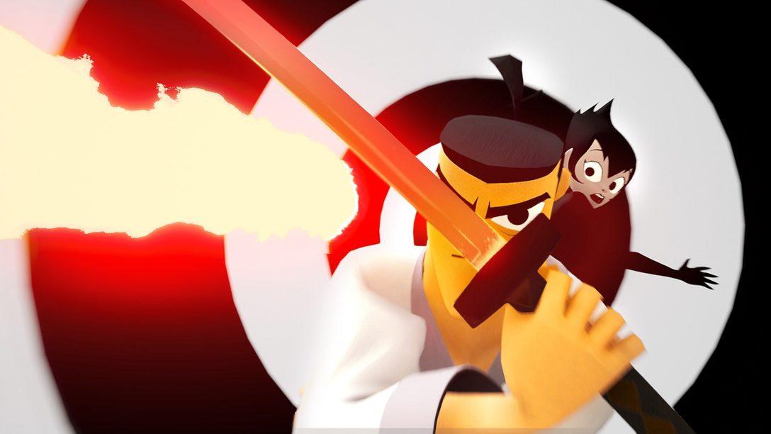 Rückkehr in die Welt von Samurai Jack
