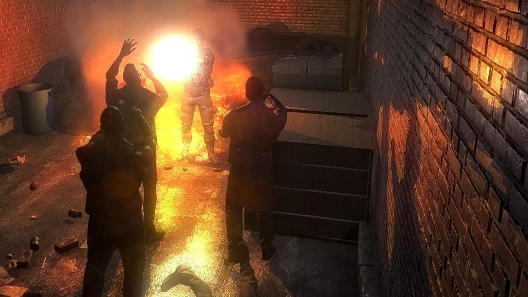 Retro-Survivial-Horror erwacht zu neuem Leben auf PS4 … Die Outbreak-Reihe erscheint am 27. August!