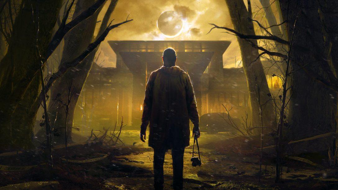 Spielt Einen Der Rastlosen Toten Im Ps Vr Horrorspiel Wraith The Oblivion Afterlife Der Deutschsprachige Playstation Blog