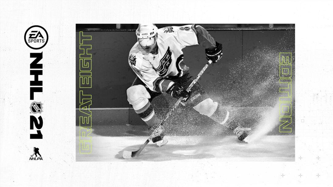Alexander Owetschkin ist der Coverstar von NHL 21