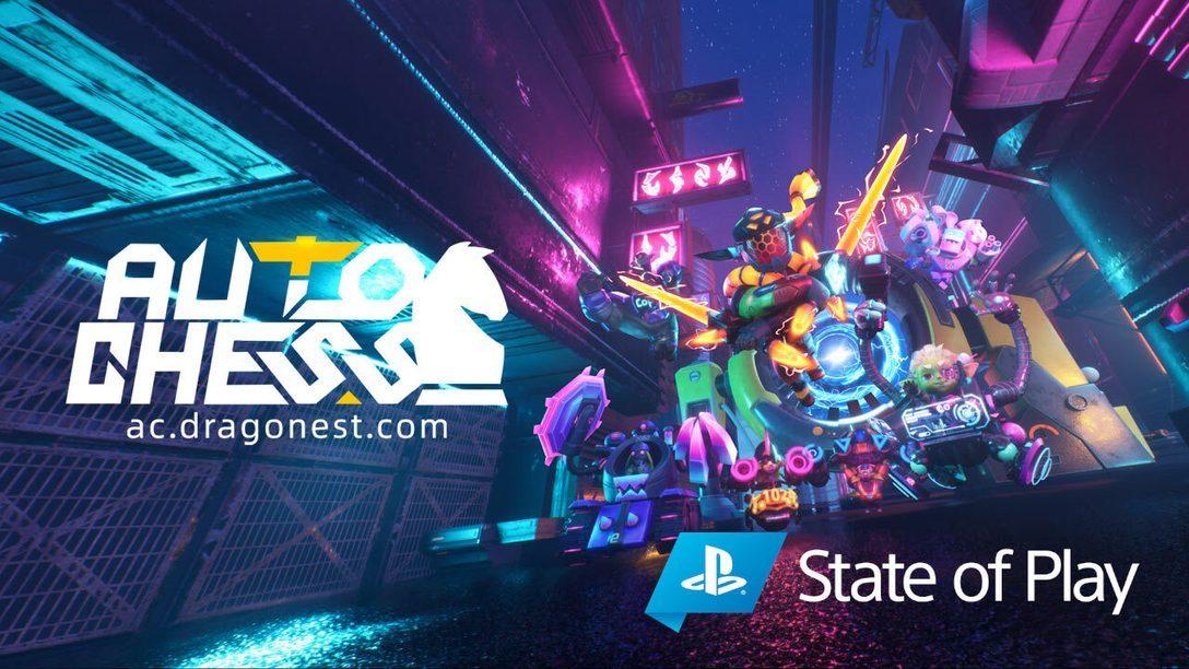 Auto Chess erscheint im Oktober 2020 auf PlayStation 4