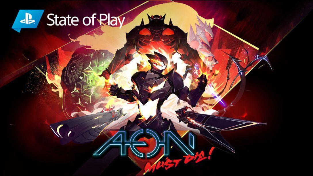 Aeon Must Die! entfacht das Feuer der Galaxie auf PlayStation 4