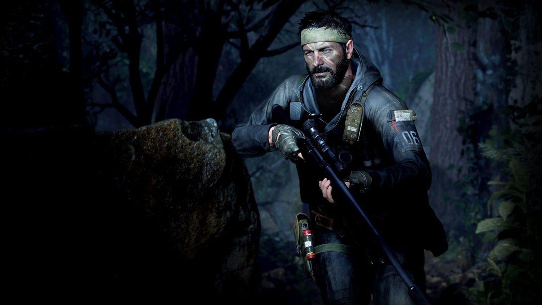 Call of Duty®: Black Ops Cold War erscheint am 13. November 2020