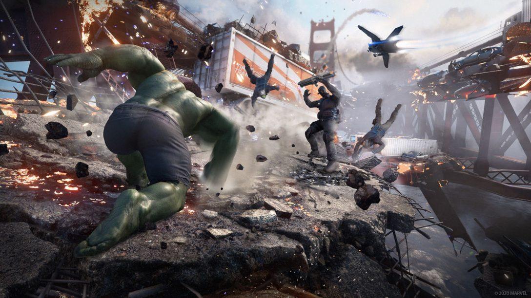 Tipps und Tricks für das Beta-Wochenende für Vorbesteller von Marvel's Avengers für PlayStation