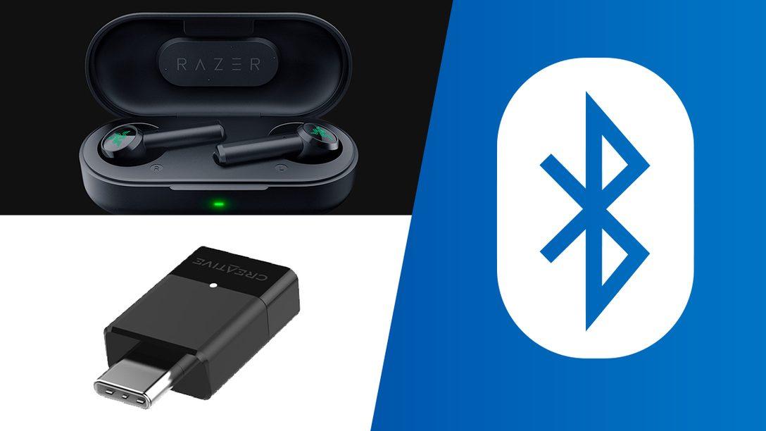 So einfach verbindet ihr Bluetooth-Geräte mit eurer PS4