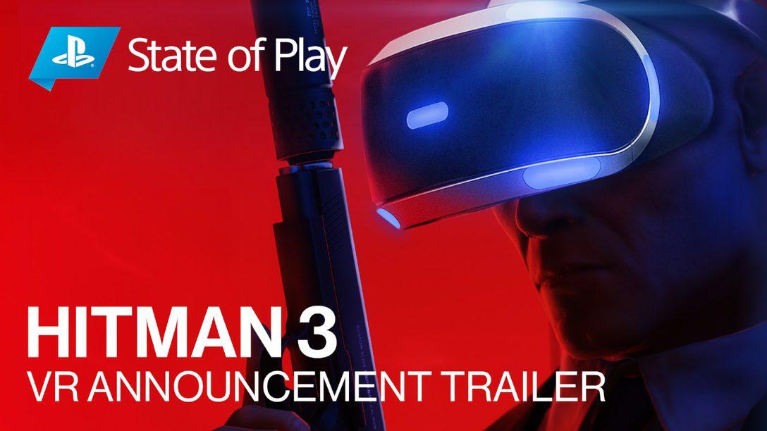 HITMAN 3 zur Veröffentlichung im Januar 2021 auch für VR verfügbar
