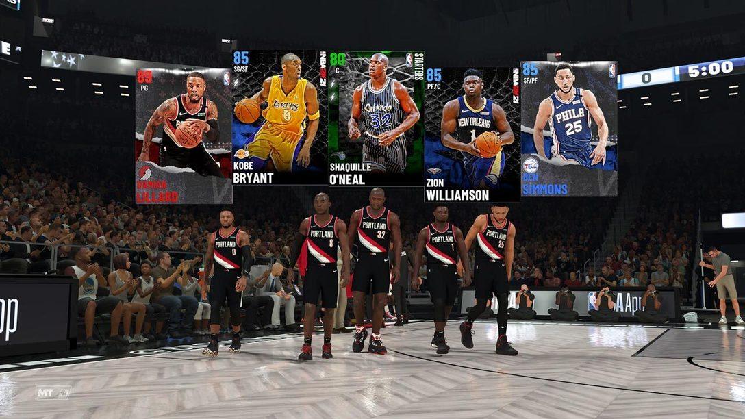 Ein brandneues Mein TEAM-Erlebnis in NBA 2K21