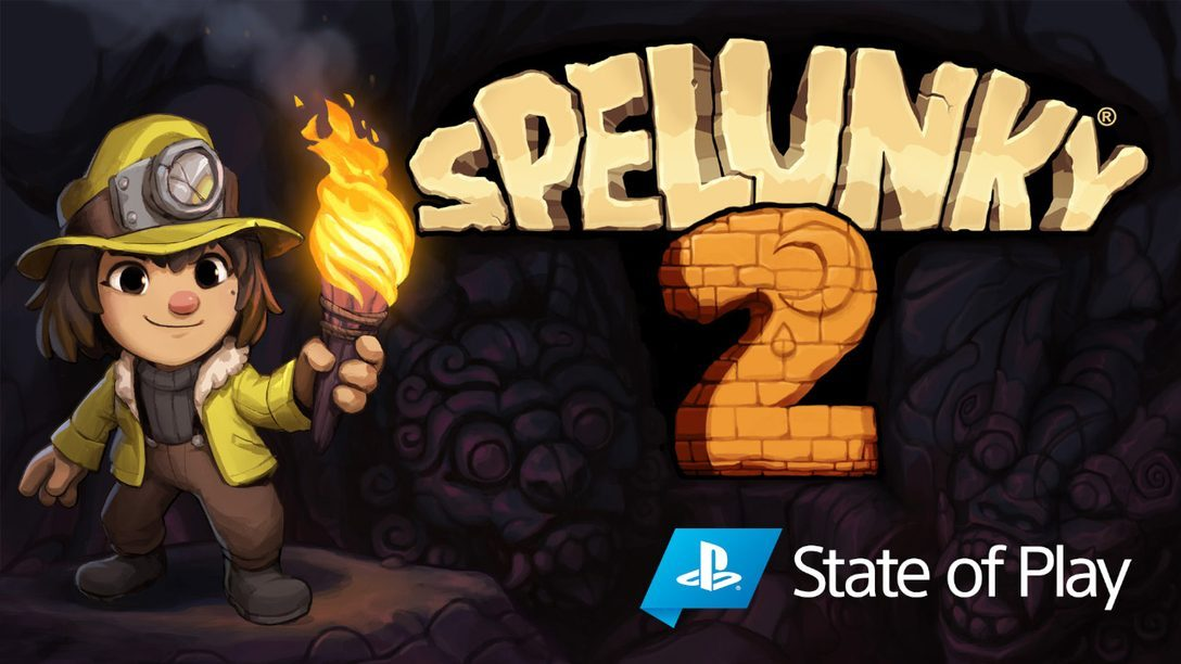Spelunky 2 erscheint am 15. September für PS4