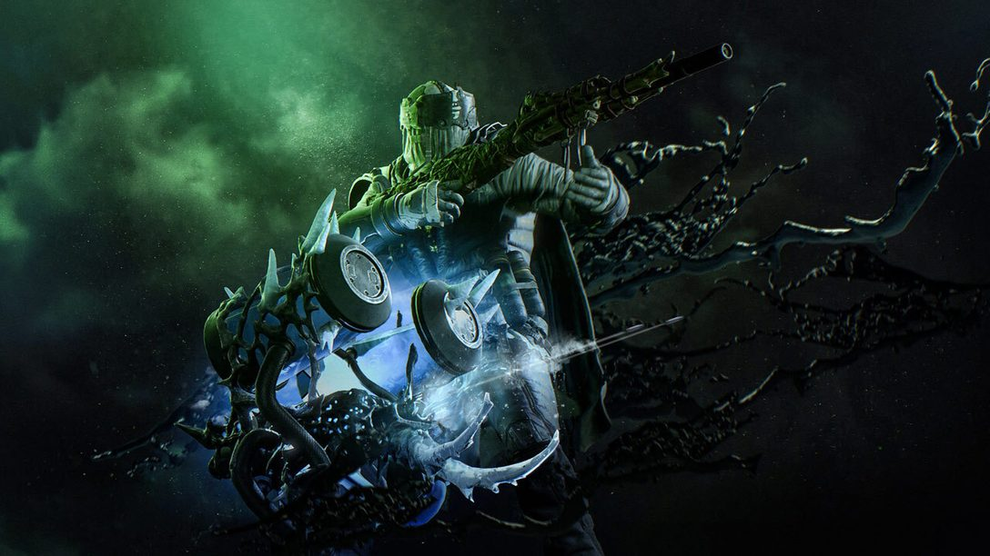 Erste Details zur Technomancer-Klasse im Koop-RPG Outriders