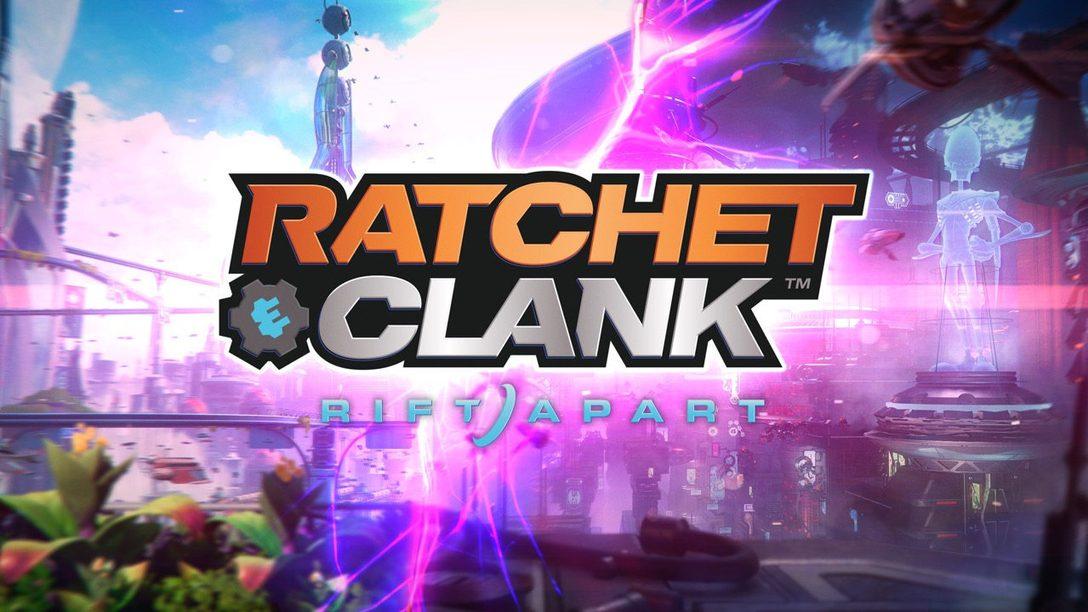 Ein ausgiebiger Blick auf das Gameplay von Ratchet & Clank: Rift Apart
