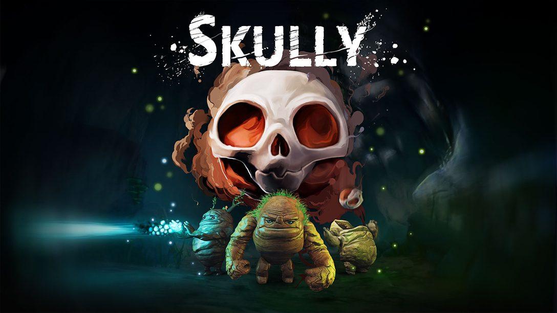Skully: Als verwandlungsfähiger Schädel rettet ihr ein Inselparadies