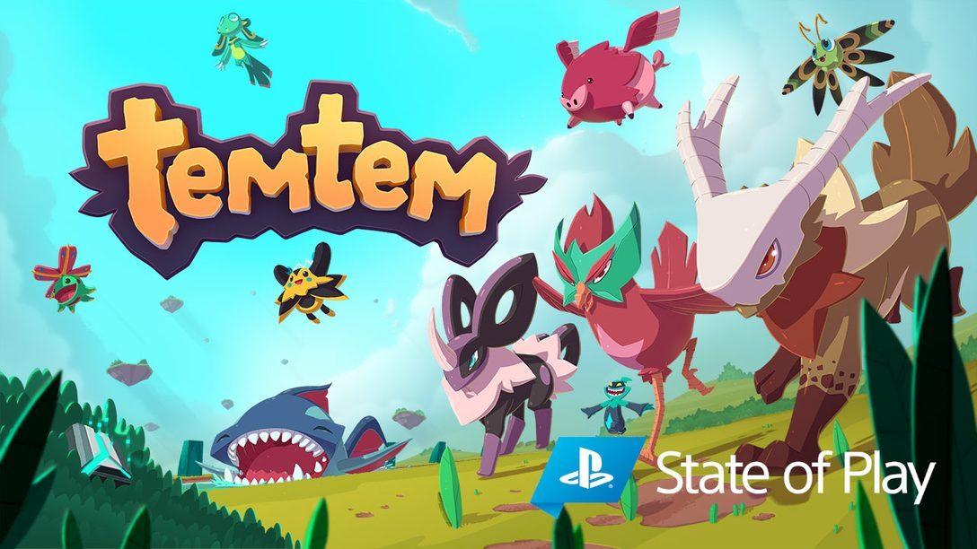 Temtem, eine neue Variante des Creature-Collection-Genres, erscheint 2021 auf PS5