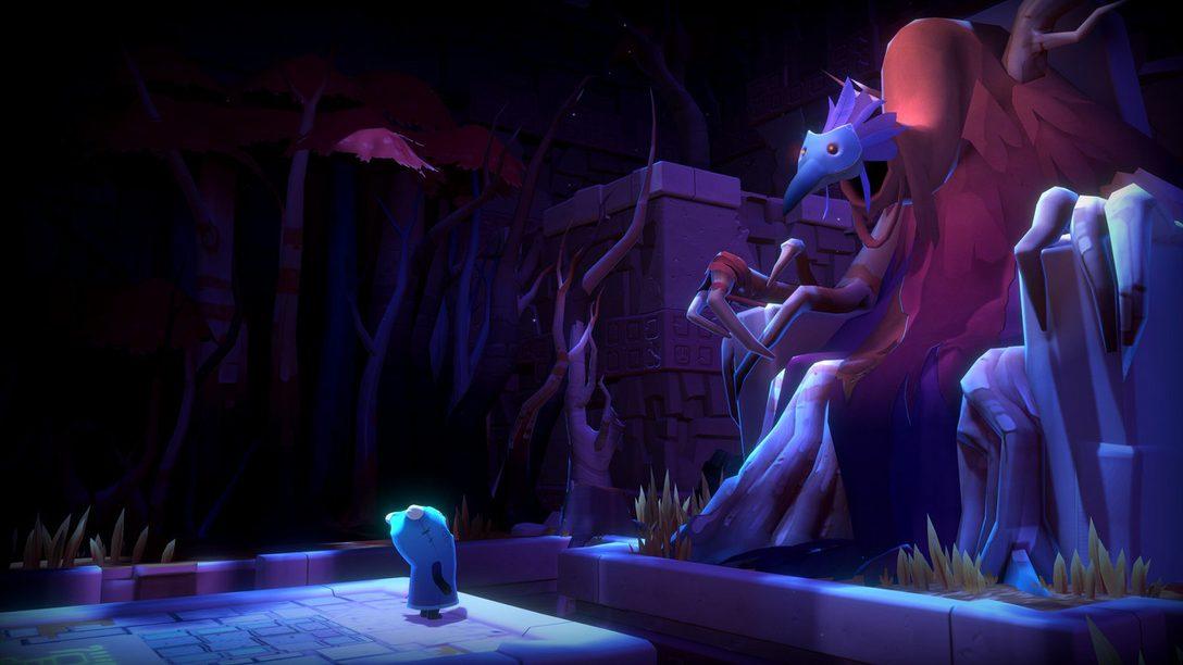 PlayStation-Blog zum Indie-Event für The Last Campfire – August 2020