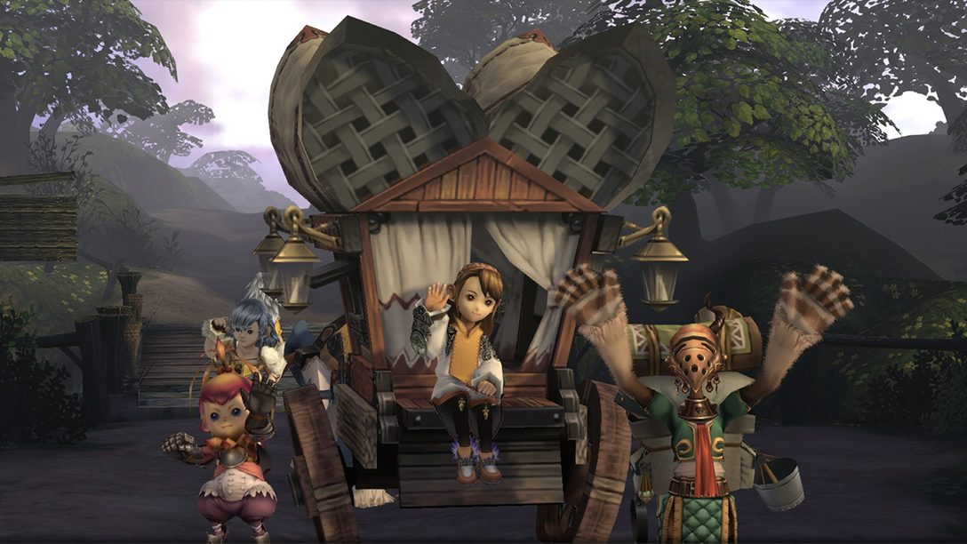 Final Fantasy Crystal Chronicles Remastered Edition – Starke Neuauflage des RPG-Klassikers