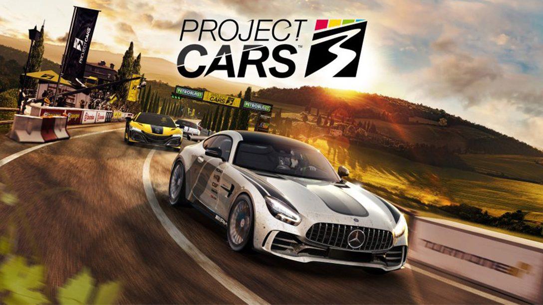 Project CARS 3 – Spannender Karrieremodus, riesiger Fuhrpark und ein geniales Fahrgefühl