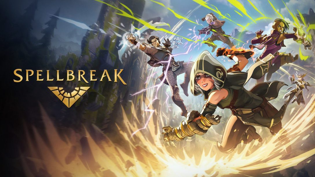 Spellbreak: Erschafft euren eigenen Kampfmagier