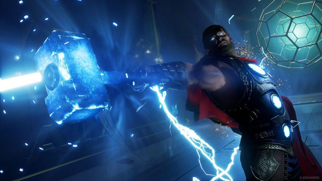 Erlebt euer erstes Wochenende mit Marvel's Avengers – erhältlich ab morgen für PS4