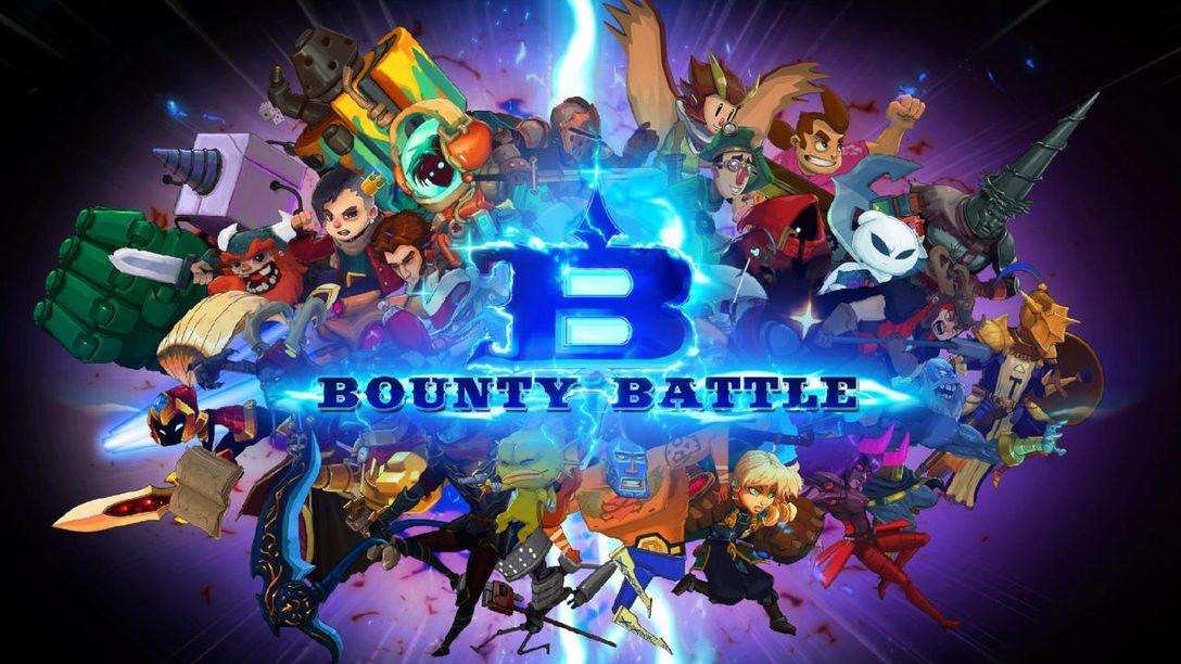 Der Anfang von Bounty Battle