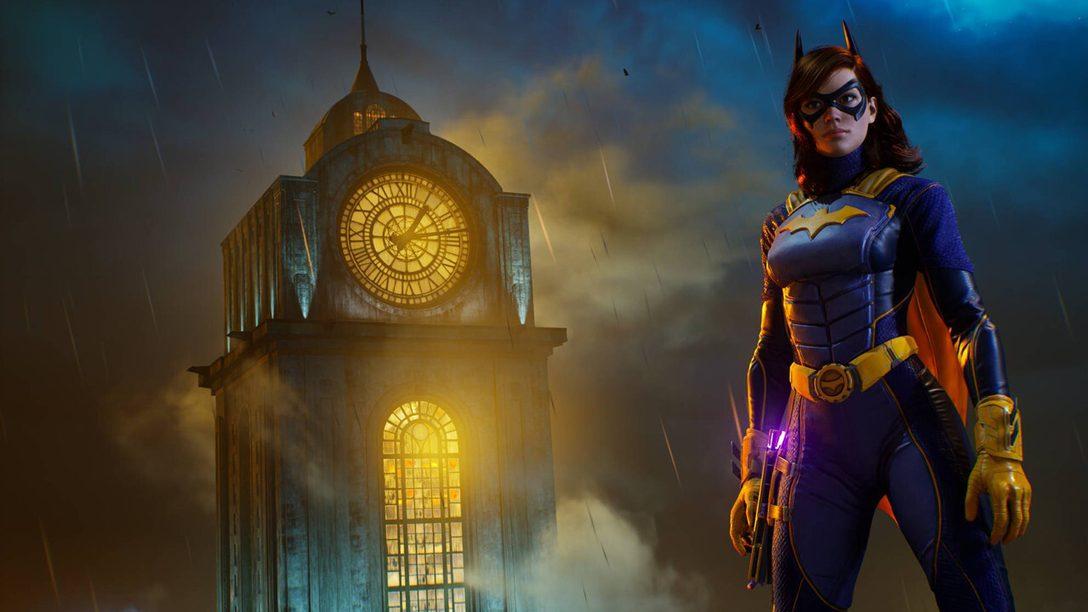 Das Erschaffen einer Welt ohne Batman: Ein erster Blick auf Gotham Knights