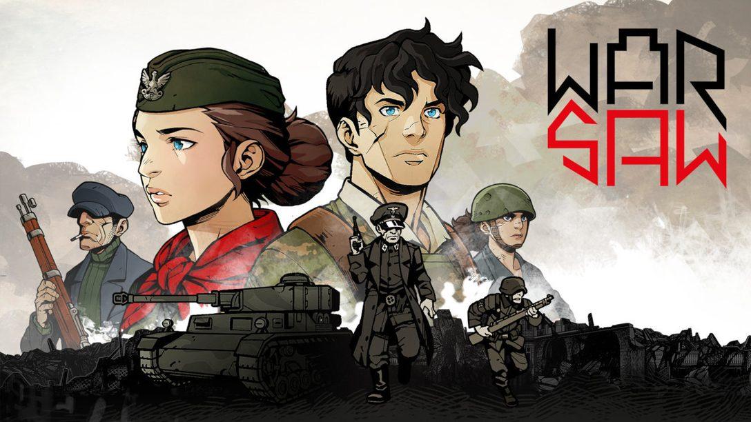 Führt eure Truppen in Warsaw durch die Hölle