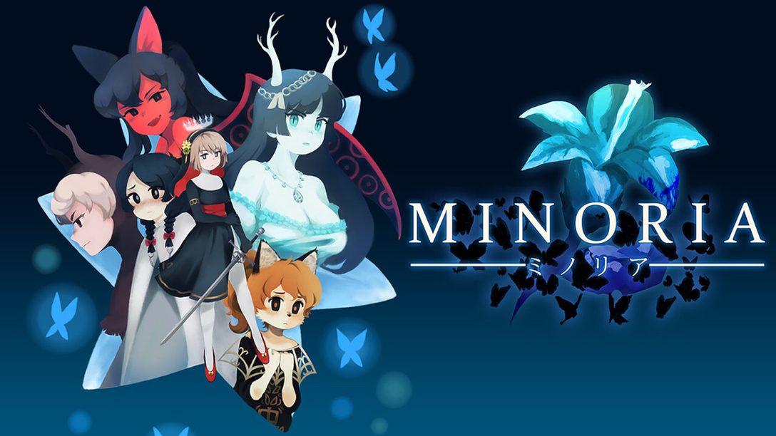 Minoria, das geistige Sequel zu Momodora, erscheint morgen auf PS4