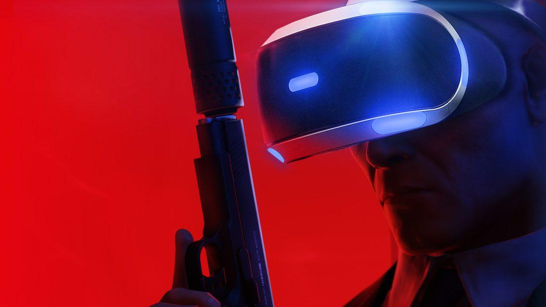 Auf vier einzigartige Wege mit Hitman 3 im PS VR-Modus   in die World of Assassination eintauchen