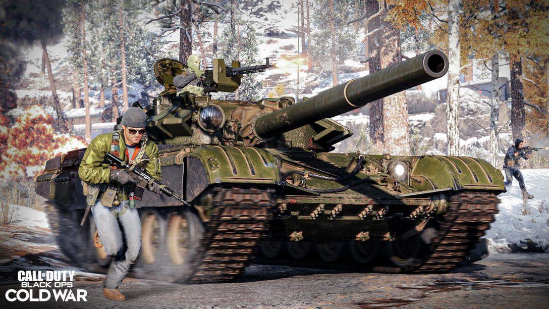 Call of Duty: Black Ops Cold War – Multiplayer-Enthüllung