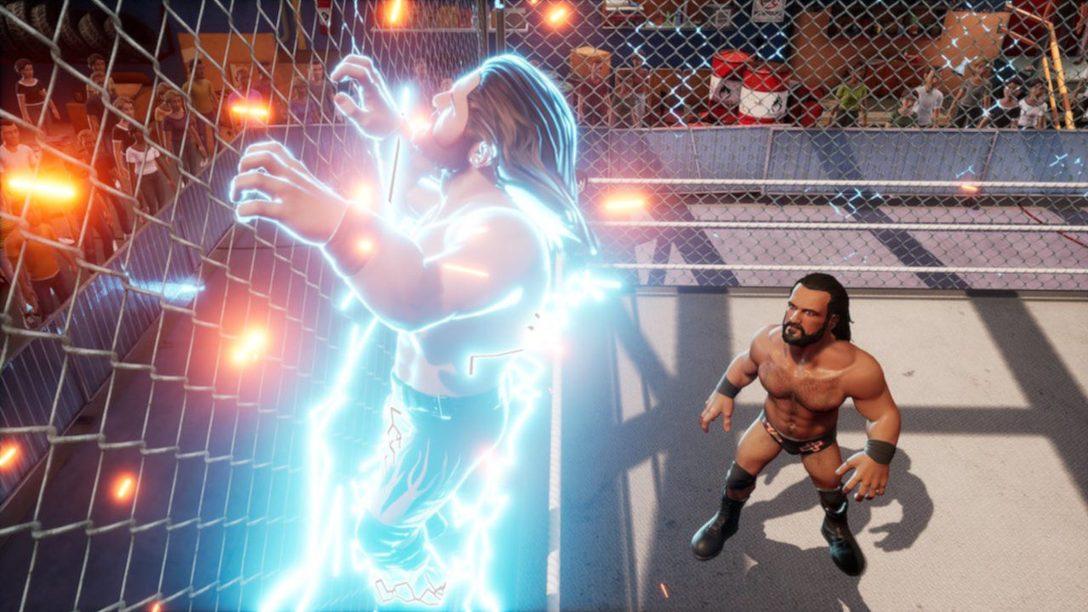 Prügeln ohne Limit – mit diesen 5 Tipps für WWE 2K Battlegrounds