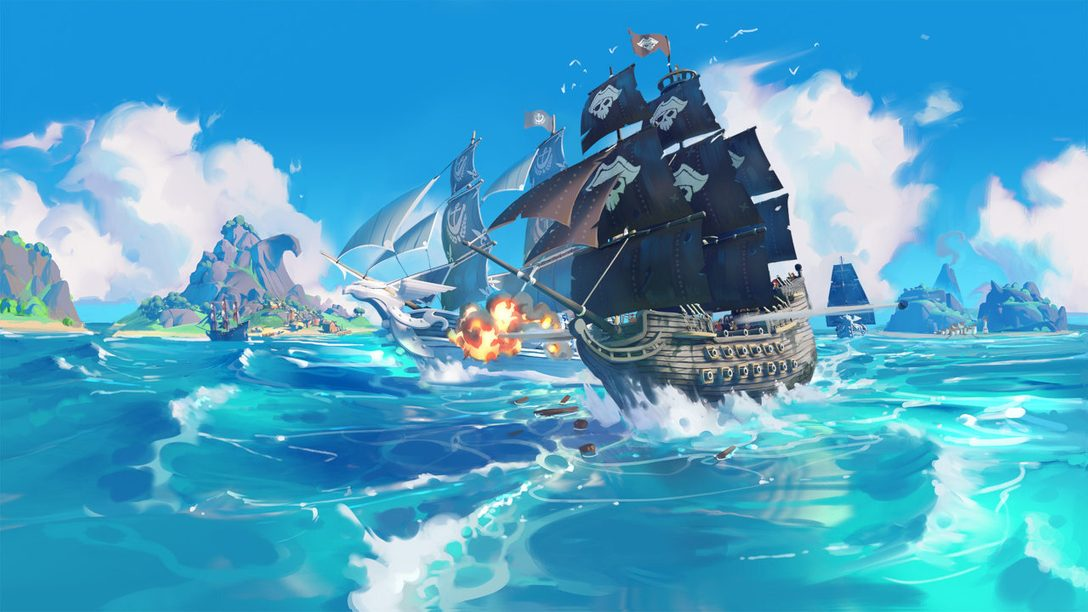 Vom König der Straßen zum König der Meere – in King of Seas
