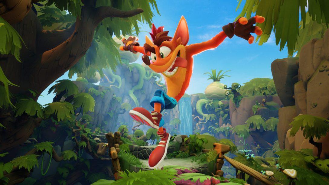 Spielt die Demo zu Crash Bandicoot™ 4: It's About Time noch heute!