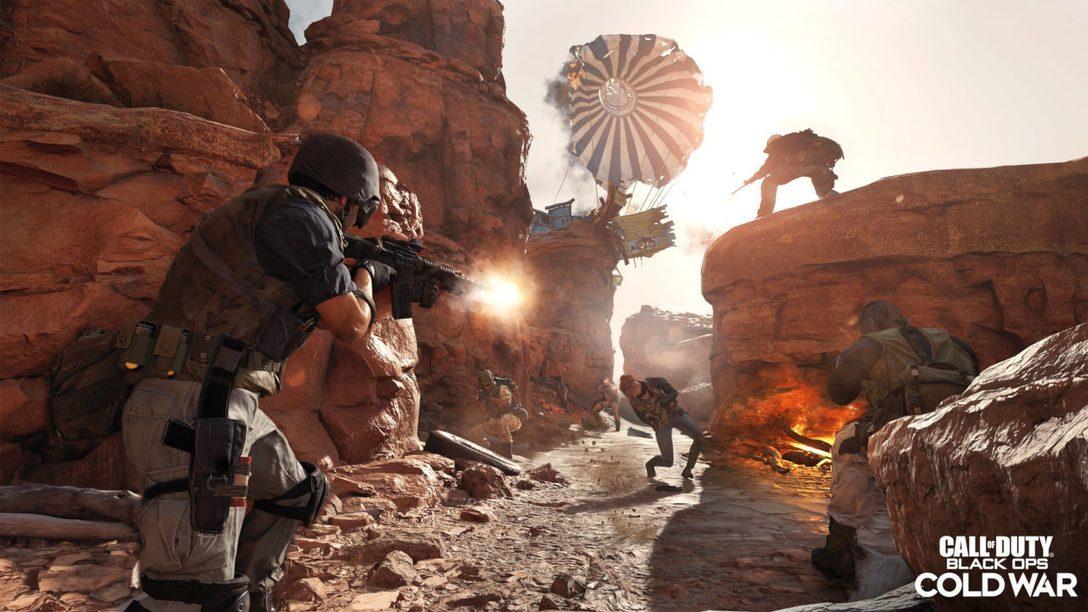 Spielt die Alpha von Call of Duty: Black Ops Cold War von 18.-20. September auf PlayStation 4