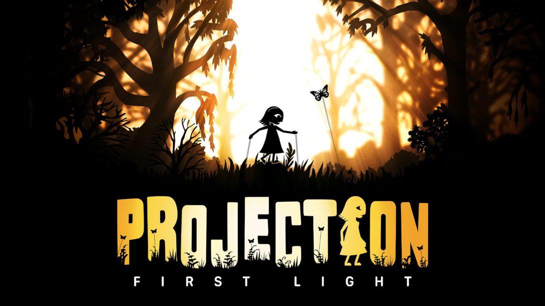 Projection: First Light – vom Jam zum Spiel in 5 Jahren