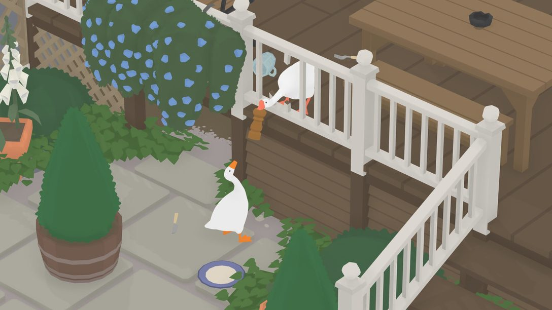 House House integriert einen Multiplayer-Modus in Untitled Goose Game