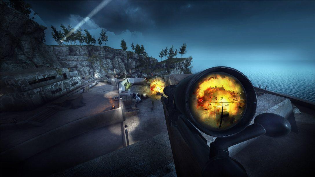 So konnte Rebellion Sniper Elite VR erschaffen