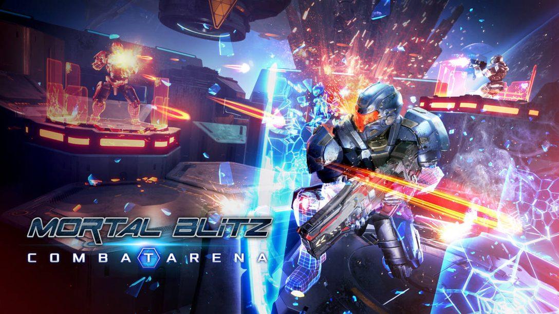 Mortal Blitz: Combat Arena erscheint am 08. Oktober auf PlayStation VR