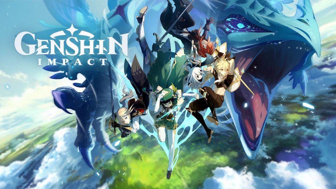 Eure aufregende Reise in Genshin Impact beginnt jetzt