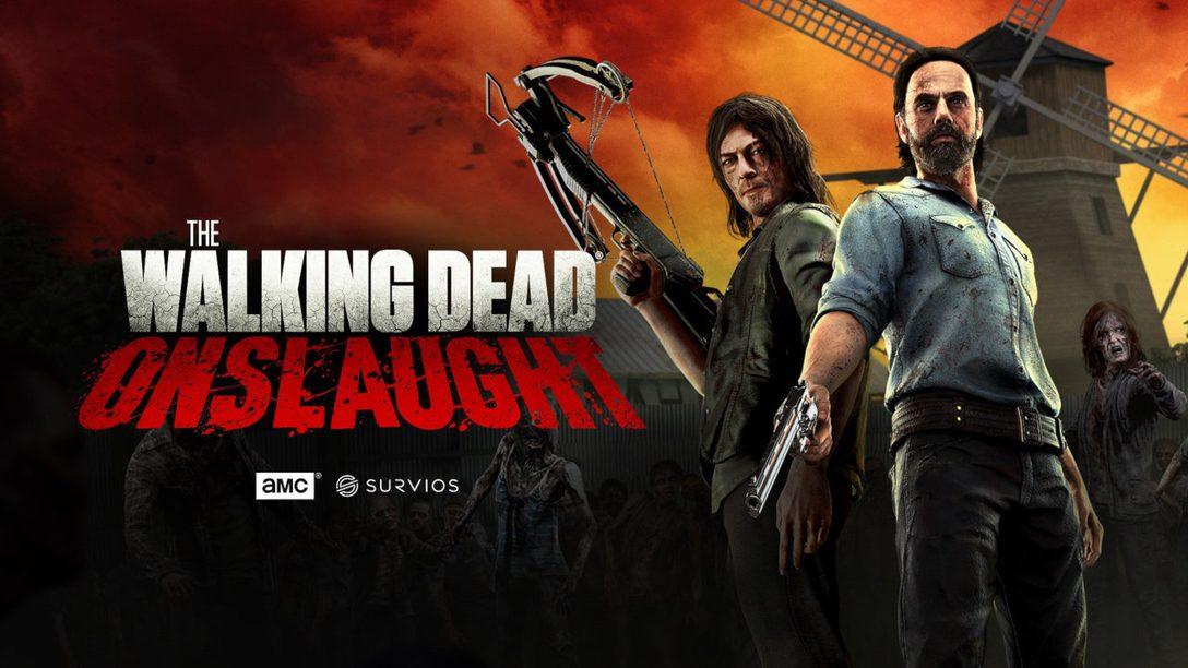 8 Tipps, um The Walking Dead Onslaught zu überleben  – ab morgen auf PSVR