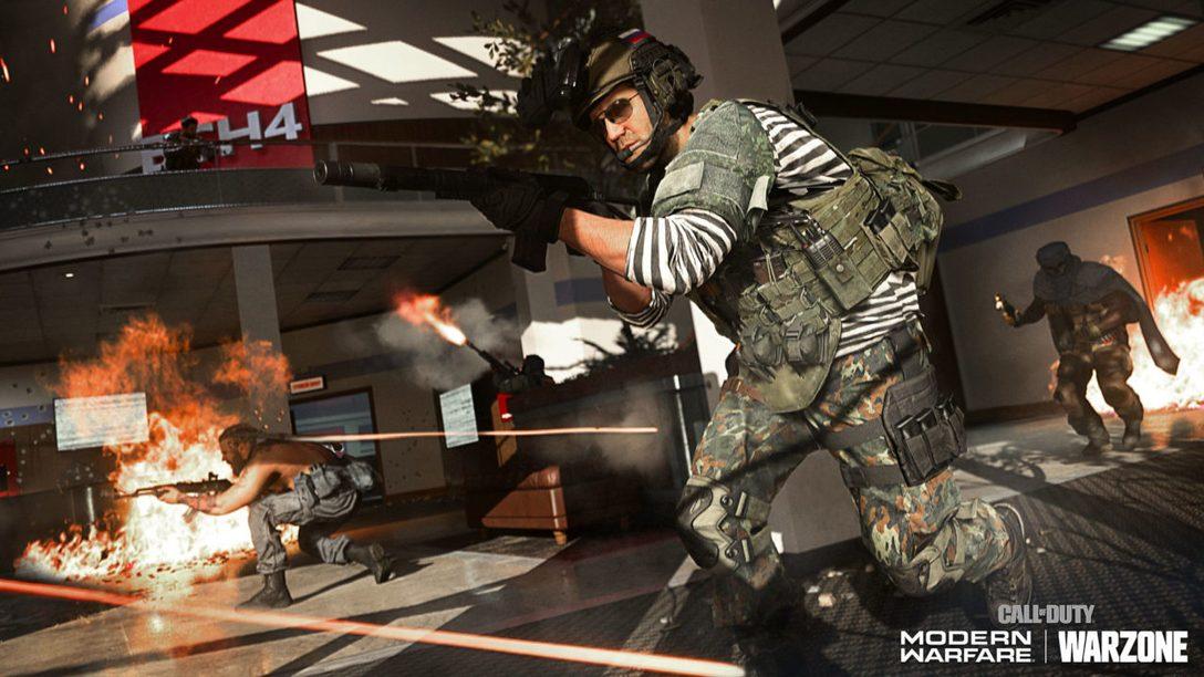 Saison 6 von Call of Duty: Modern Warfare fügt dem Spiel ein U-Bahn-System und exklusive PlayStation-Inhalte hinzu