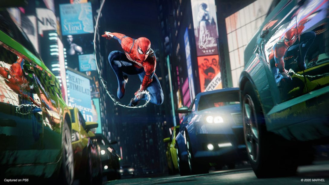 Details zu Marvel's Spider-Man Remastered