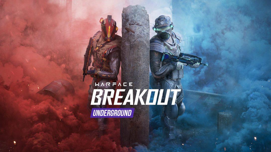 Die Warface: Breakout Underground Saison startet heute auf PS4