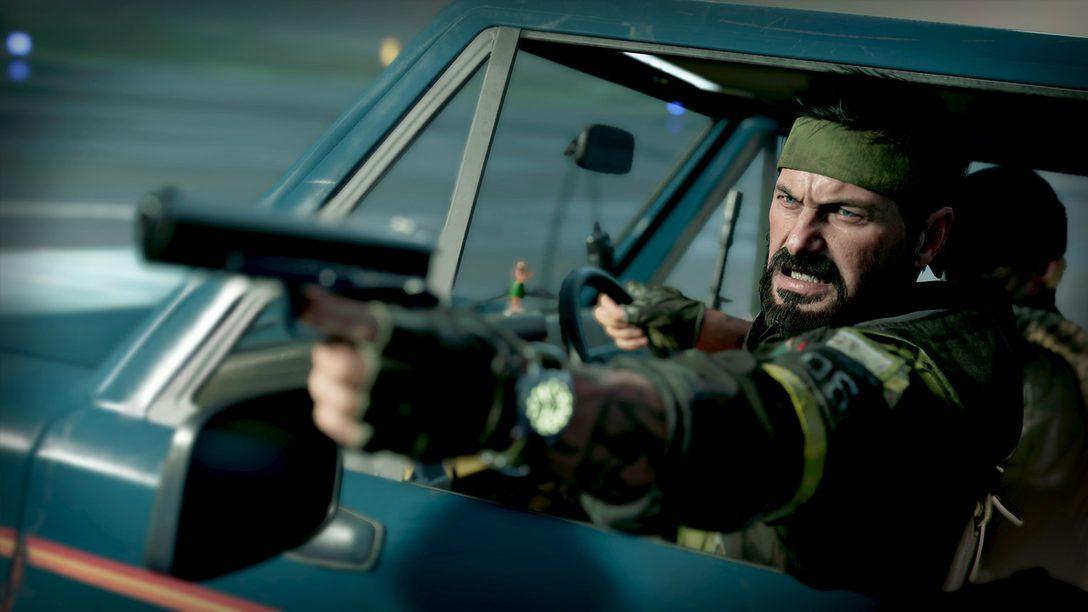 Erste Kampagne von Call of Duty: Black Ops Cold War – Gameplay-Enthüllung