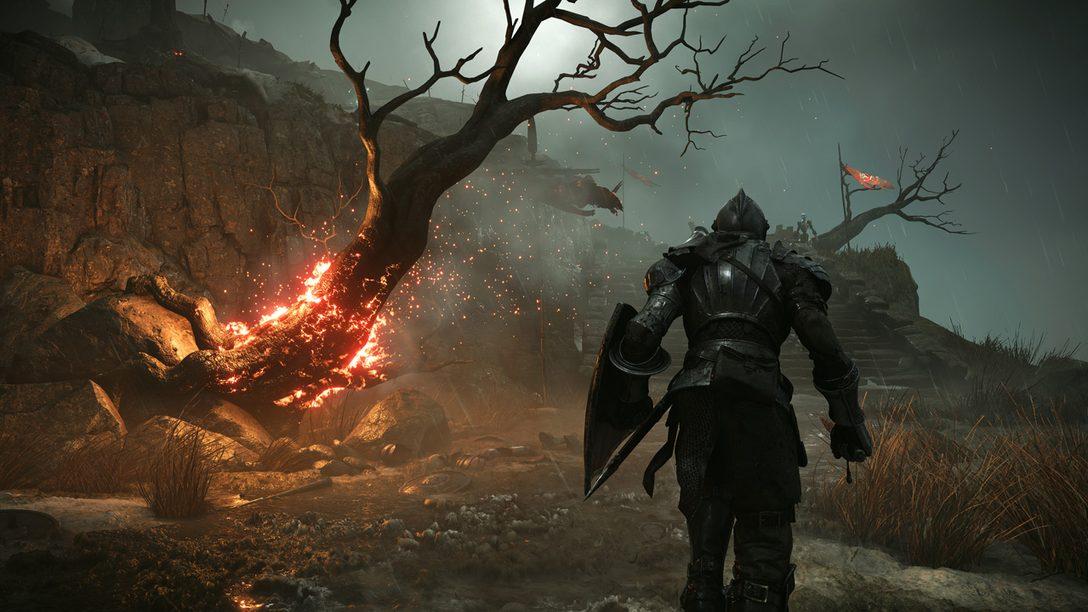 Demon's Souls – Erster Blick auf das PS5-Gameplay