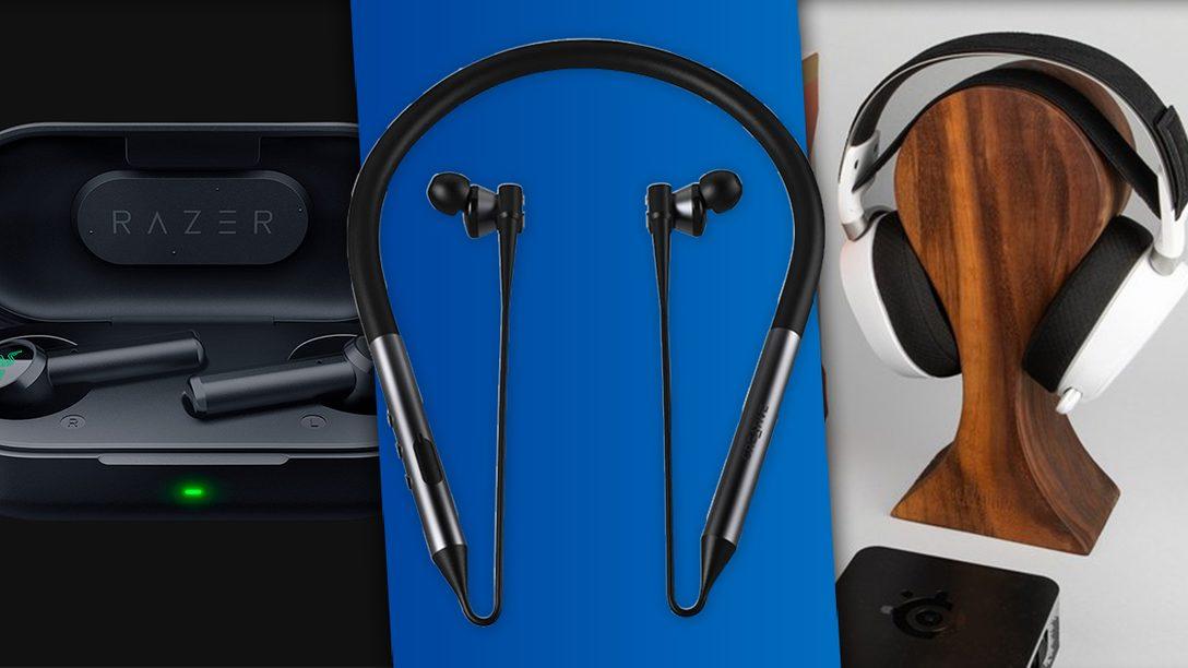 Mach mal lauter: 8 Kopfhörer und Lautsprecher für eure PS4