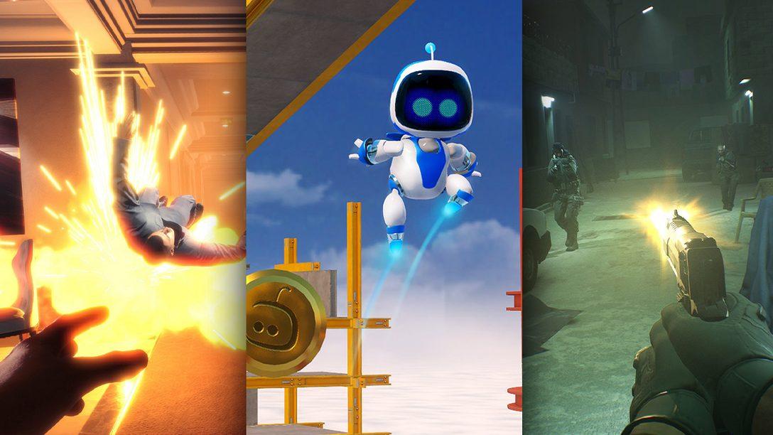 6 PS VR-Games, die ihr unbedingt spielen müsst!