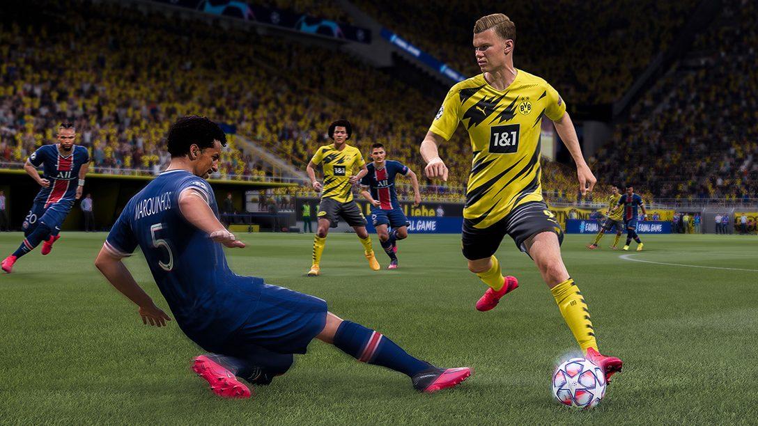 FIFA 21 Gameplay – die wichtigsten Neuerungen in der Übersicht