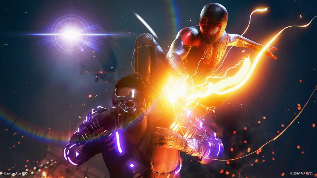 Werft einen Blick auf die neue Gameplay-Demo zu Marvel's Spider-Man: Miles Morales