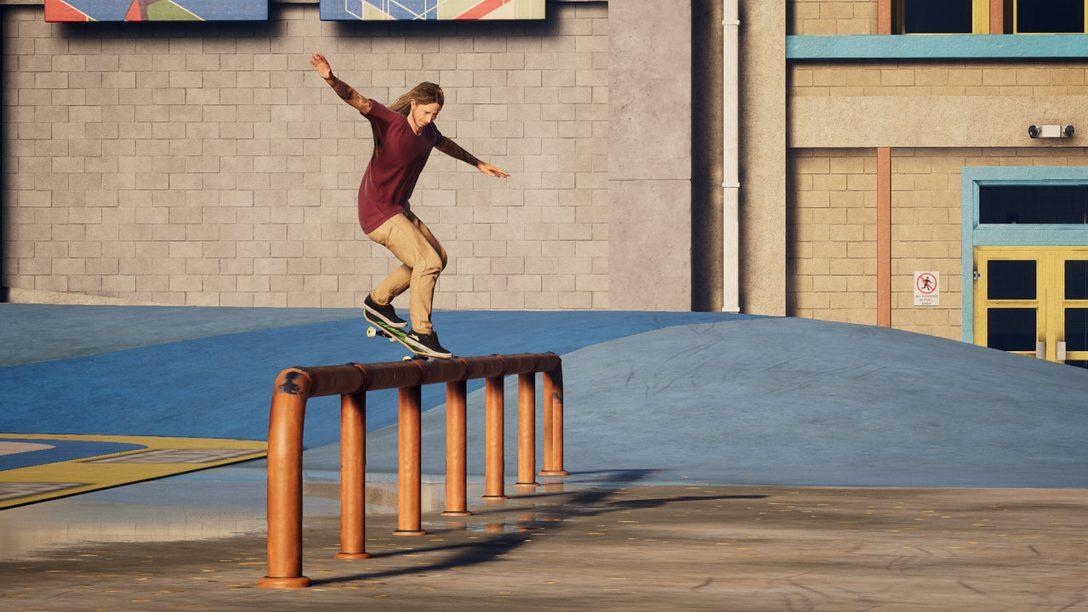 Die Legende geht weiter – Tony Hawk's Pro Skater 1 + 2 jetzt für PS4 erhältlich