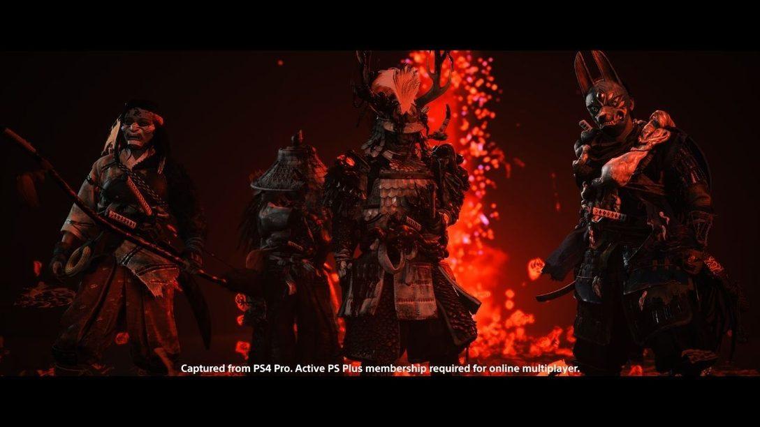 Wichtige Gameplay-Tipps für Ghost of Tsushima: Legends