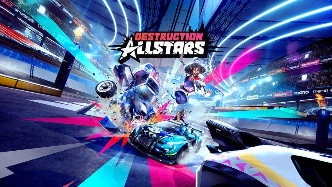 Destruction AllStars erscheint im Februar als PlayStation Plus-Titel